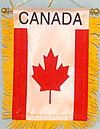 Canada Mini Car flag, autofahne, Kanada flagge