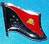 Papua New Guinea Pin, PNG Flag Pin
