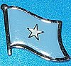Somalia Flag Pin, Badge Somalia, Hat Pin Somalia Flag