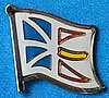 New Foundland Labrador Pin Canada State
