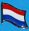 Netherlands Pin, Anstecknadel Holland