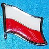 Poland Flag Pin