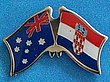 Twin Pin Australia/Croatia, Double Pin