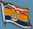 Sydney Flag Lapel Pin