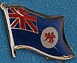 Tasmania Flag Lapel Pin