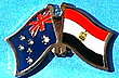 Twin Pin Australia/Egypt Double Pin