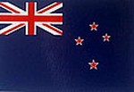 New Zealand Flag Sticker, Flag Decal New Zealand, Auto aufkleber Neuseeland