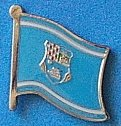 Hat Pin Coast TGorski Kotar Croatia County Flag