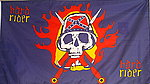 Hard Rider Flag, Fahne Hard Rider