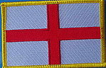 England flag patch, St.Georges flag Patch, Country England flag patch,