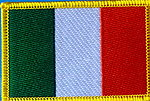 Ireland flag patch, ireland country patch, iron on patch Ireland