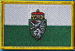 Steiermark patch, flag patch steiermark austria state patch