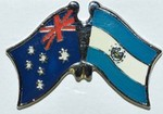 Twin Pin Australia/El Salvador, Double Pin, Cross Pin australia/El Salvador,
