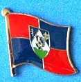 Koprivnica Kirzevaci Flag Badge, Flag Lapel Pin, Hat Pin Koprivniuca