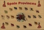 Spain Complete set of Provincial Flag Pins
